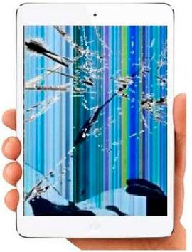 Разбит экран / дисплей на iPad mini