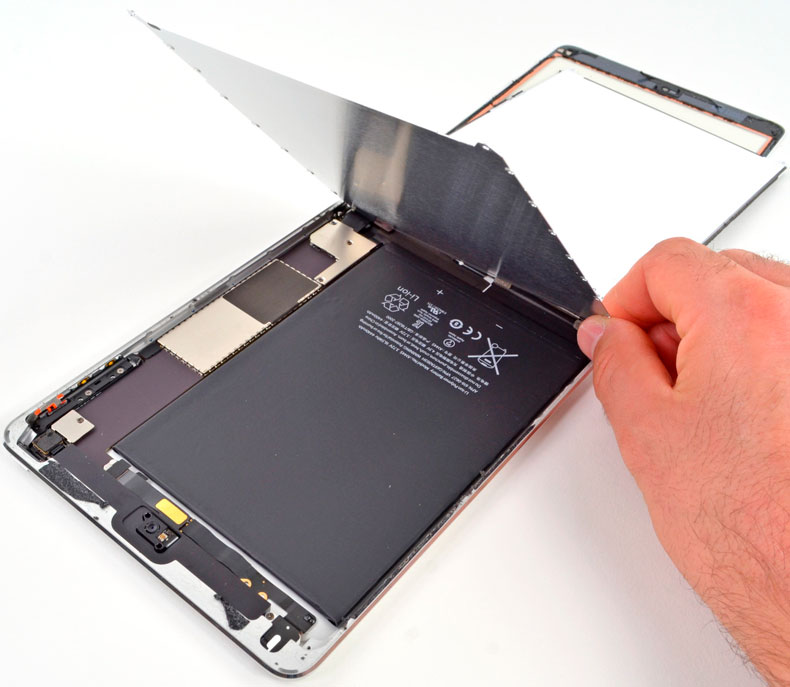 Разбор iPad mini