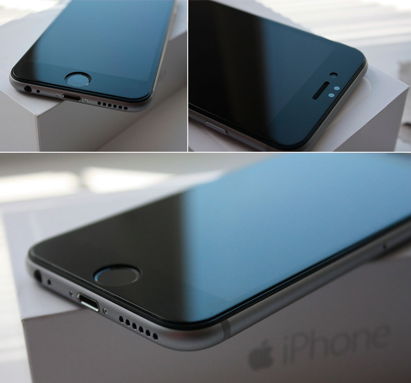 3D Защитное стекло для iPhone 6S