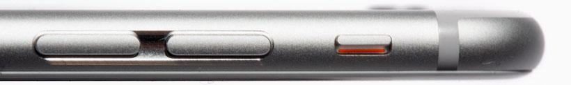 Не работают кнопки и переключатели на iPhone 6S