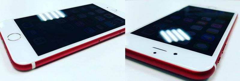 Корпус для iPhone 6S Product Red