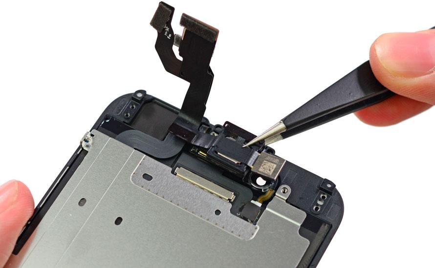 Замена фронтальной (селфи-камеры) на iPhone 6S