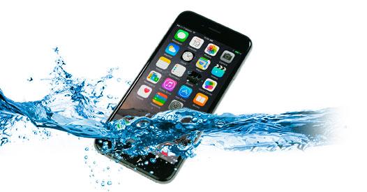 Промок, попал в воду iPhone 6S