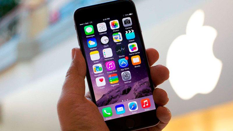 Замена экрана / дисплея на iPhone 6S