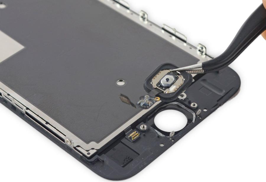 Замена кнопки Home на iPhone 6S