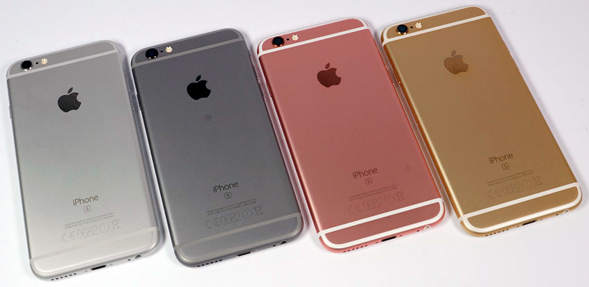 Оригинальные корпуса iPhone 6S
