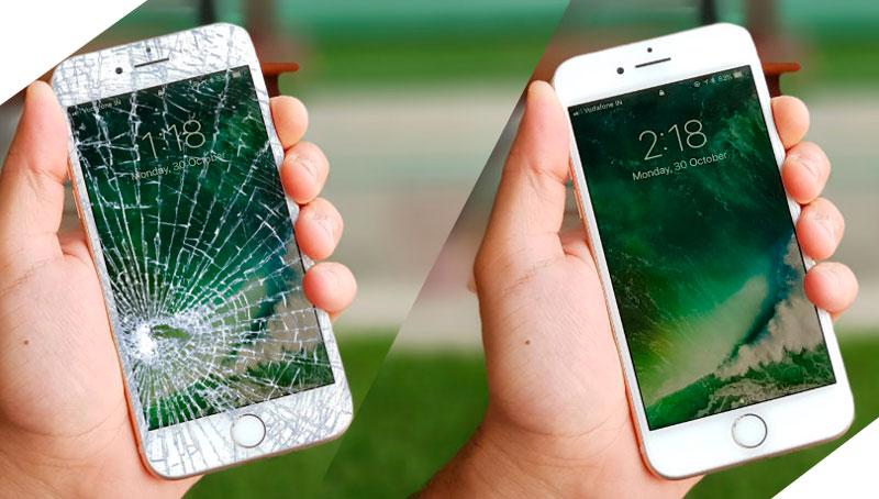 Замена Дисплея / Экрана на iPhone 7