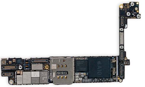 Основная плата iPhone 7