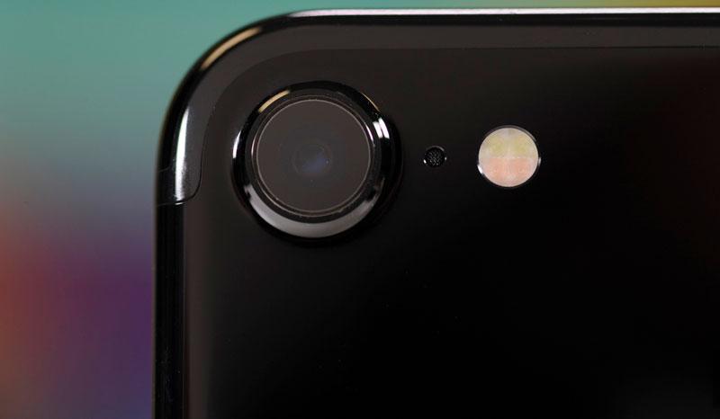 Замена глазка камеры на iPhone 7