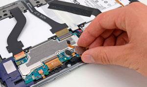 Замена ремонт экрана / дисплея на Планшете