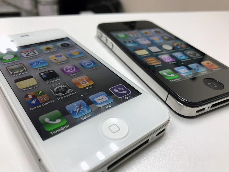 iPhone 4S на iOS 6.1.3
